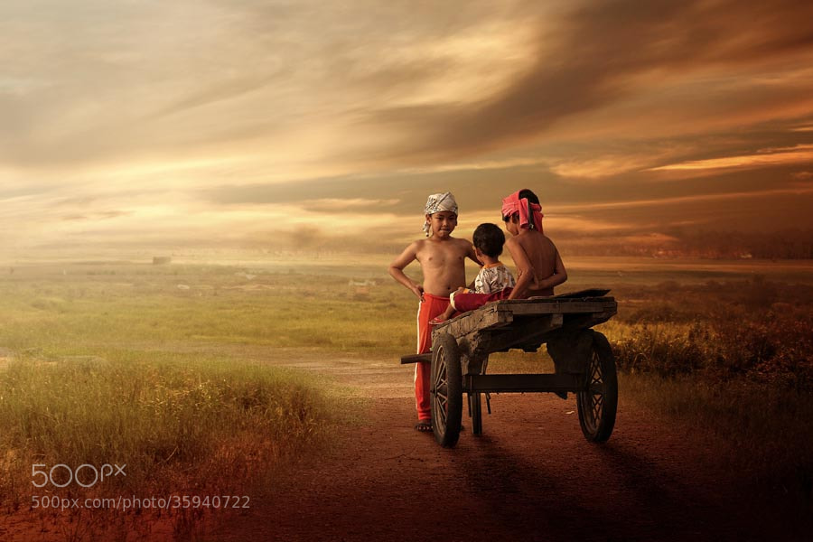 Photograph it's time to go home... by budi 'ccline' on 500px