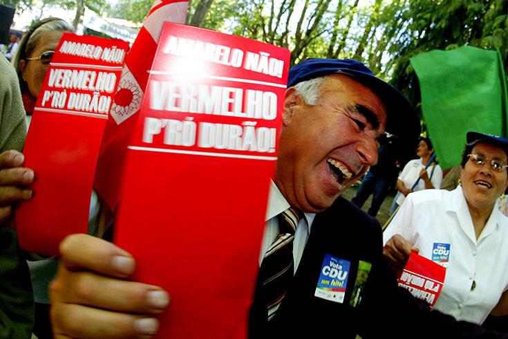The Joyful Communist