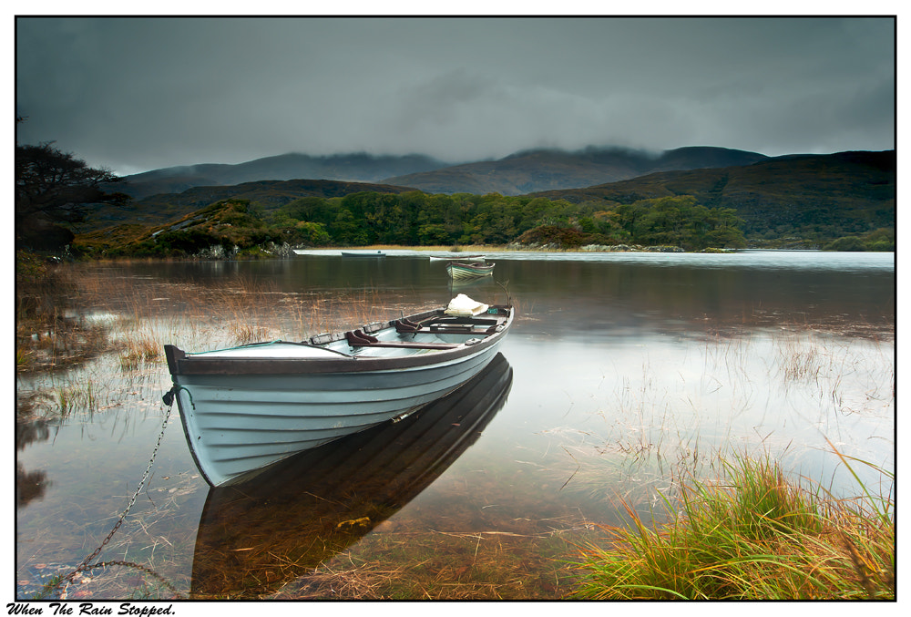 Photograph When the rain stopped by Brian Farrell on 500px