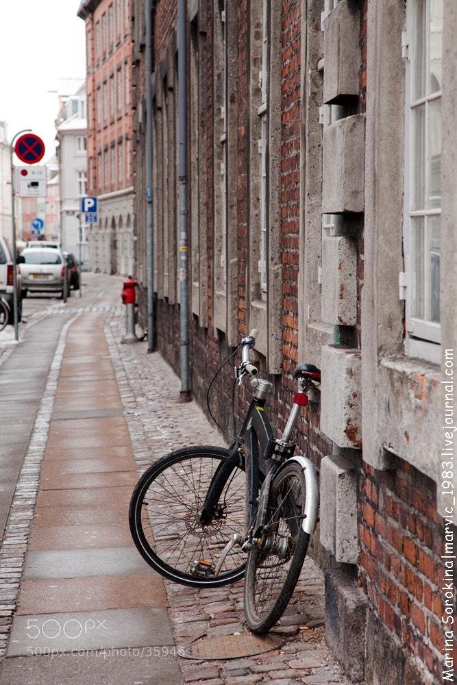 Photograph Велосипедная история by Marina Sorokina on 500px
