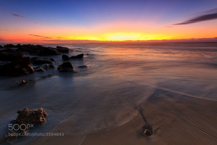 Photograph quiet sunset by jpsaopedro on 500px