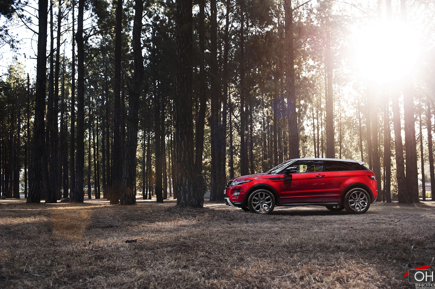 Photograph Evoque At Sunset by Oliver H on 500px