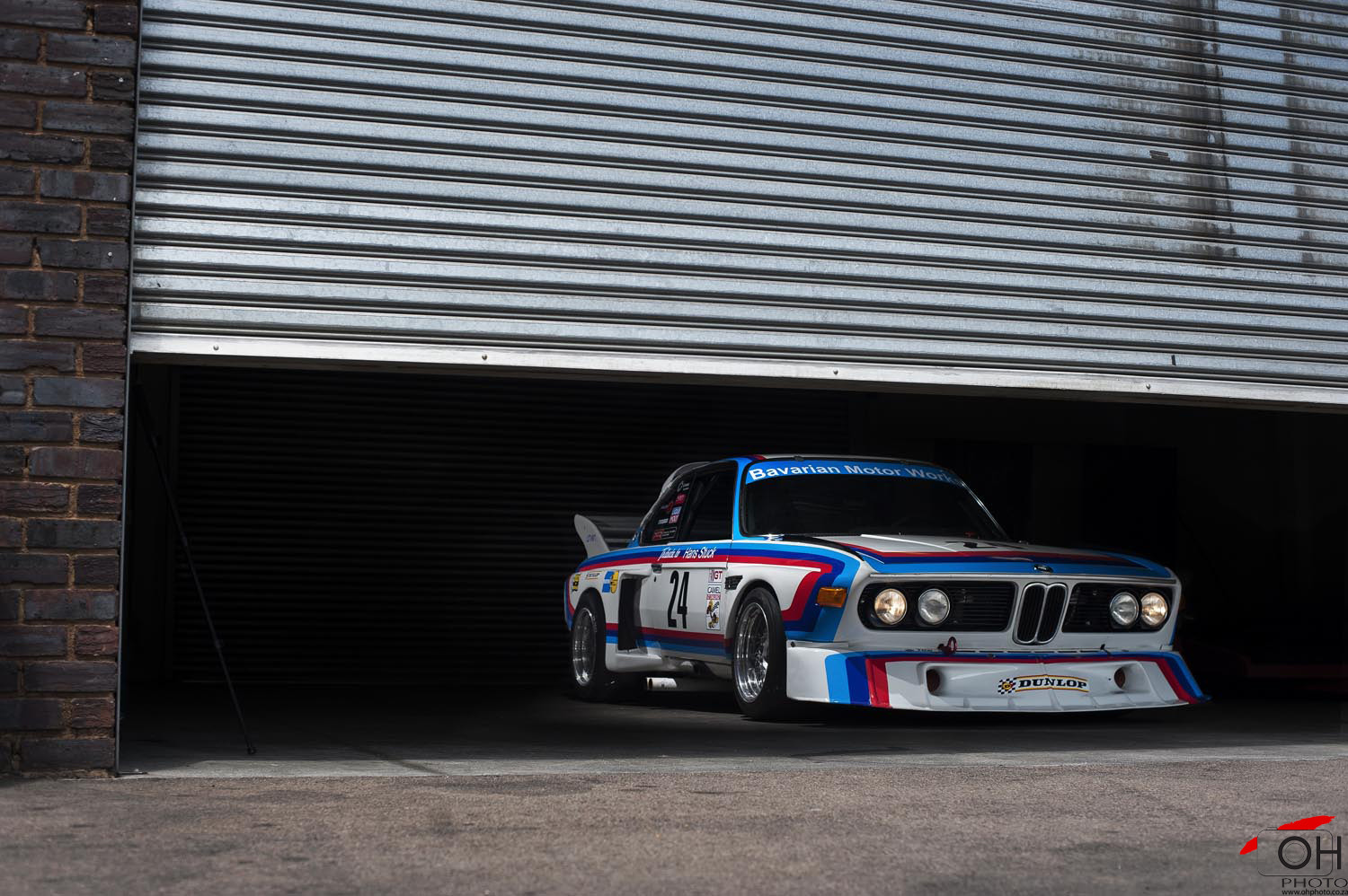 Photograph Batmobile 3.0 CSL by Oliver H on 500px