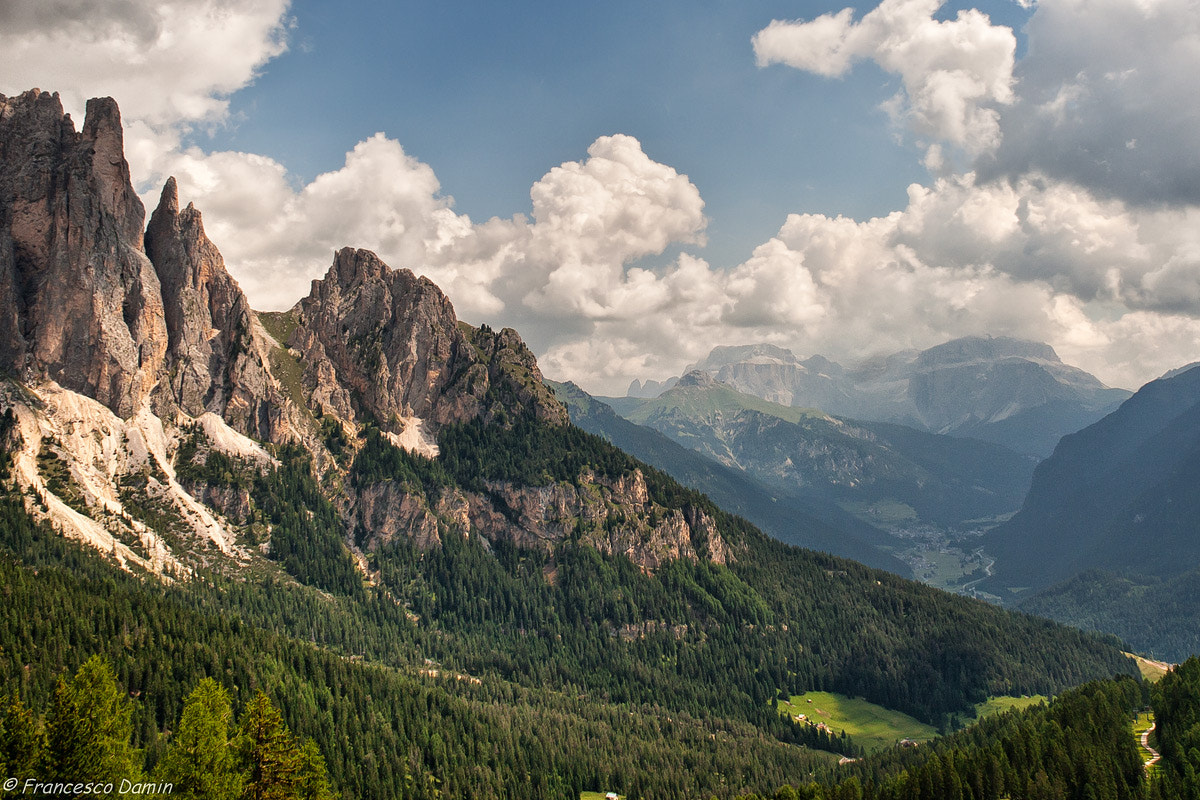 Photograph Val di Vajolet by Francesco Damin on 500px
