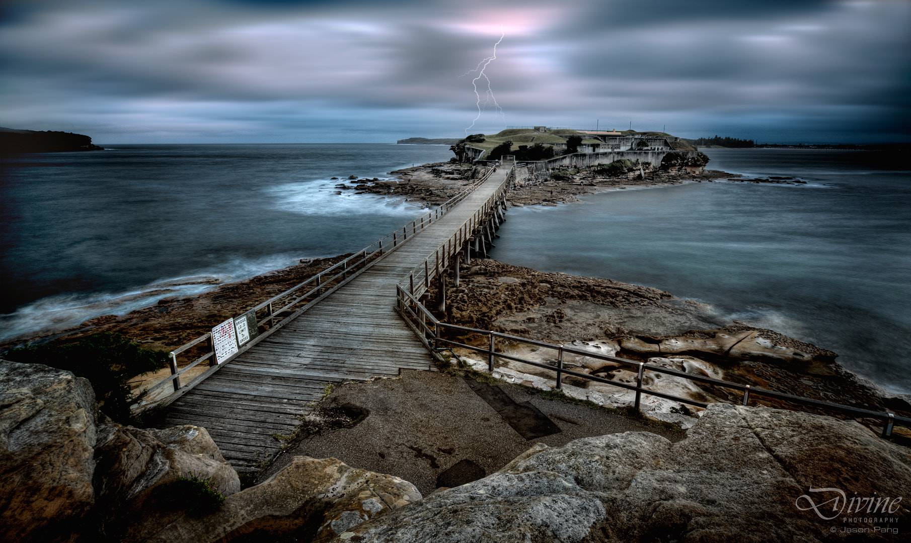 Photograph Bare Island by Jason Pang on 500px
