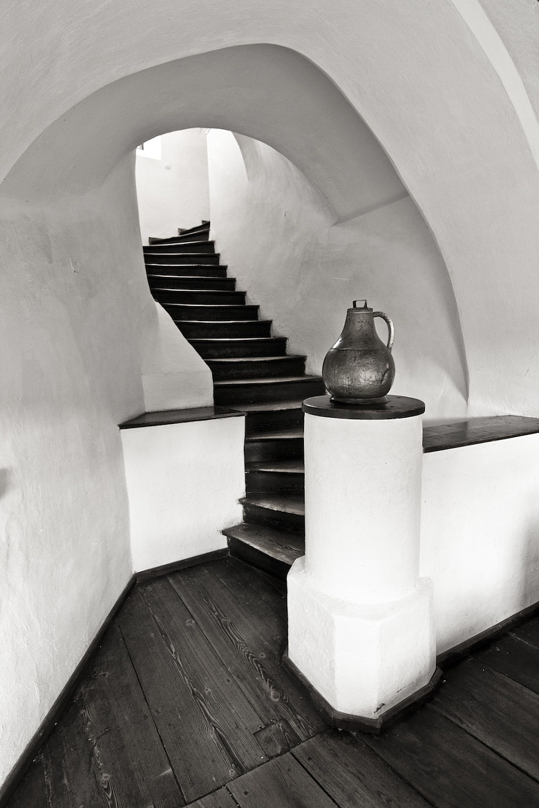 Photograph Stairs by Dennis Hellmich on 500px