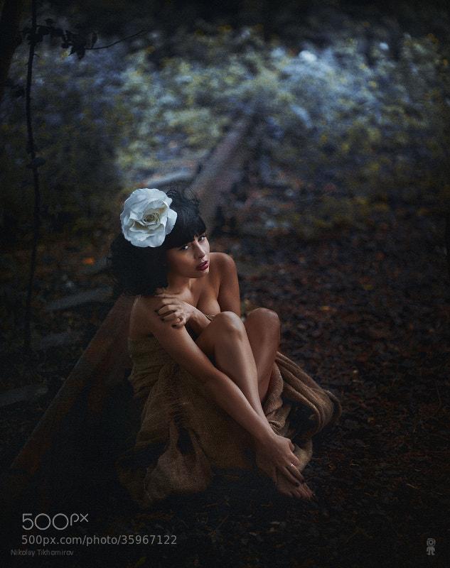 Photograph Nelly by Nikolay Tikhomirov on 500px