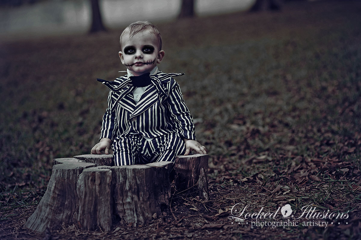 Photograph Jack Skellington Baby by Brit Bentine on 500px
