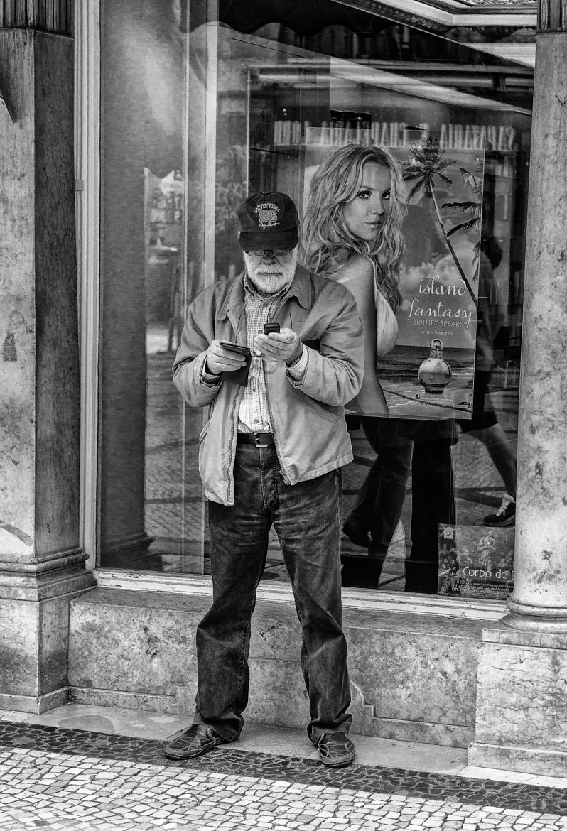 Photograph Just give me a minute, Britney by Johnny Bravo on 500px