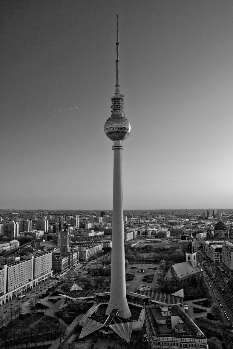 Photograph TV Tower in Berlin by Denny Metaller on 500px