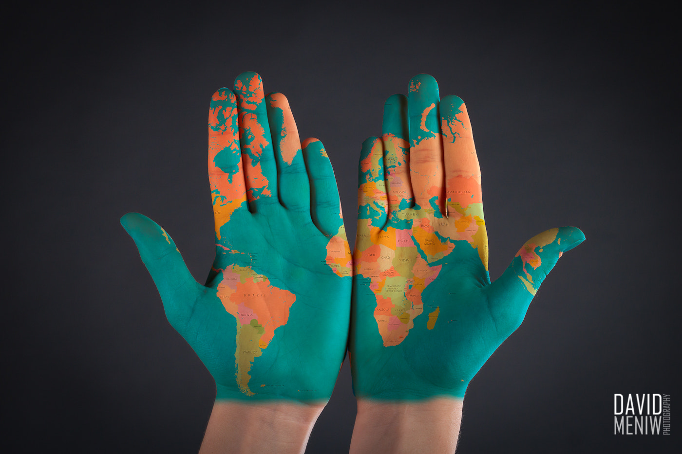 Photograph Our world in our hands by David Meniw on 500px