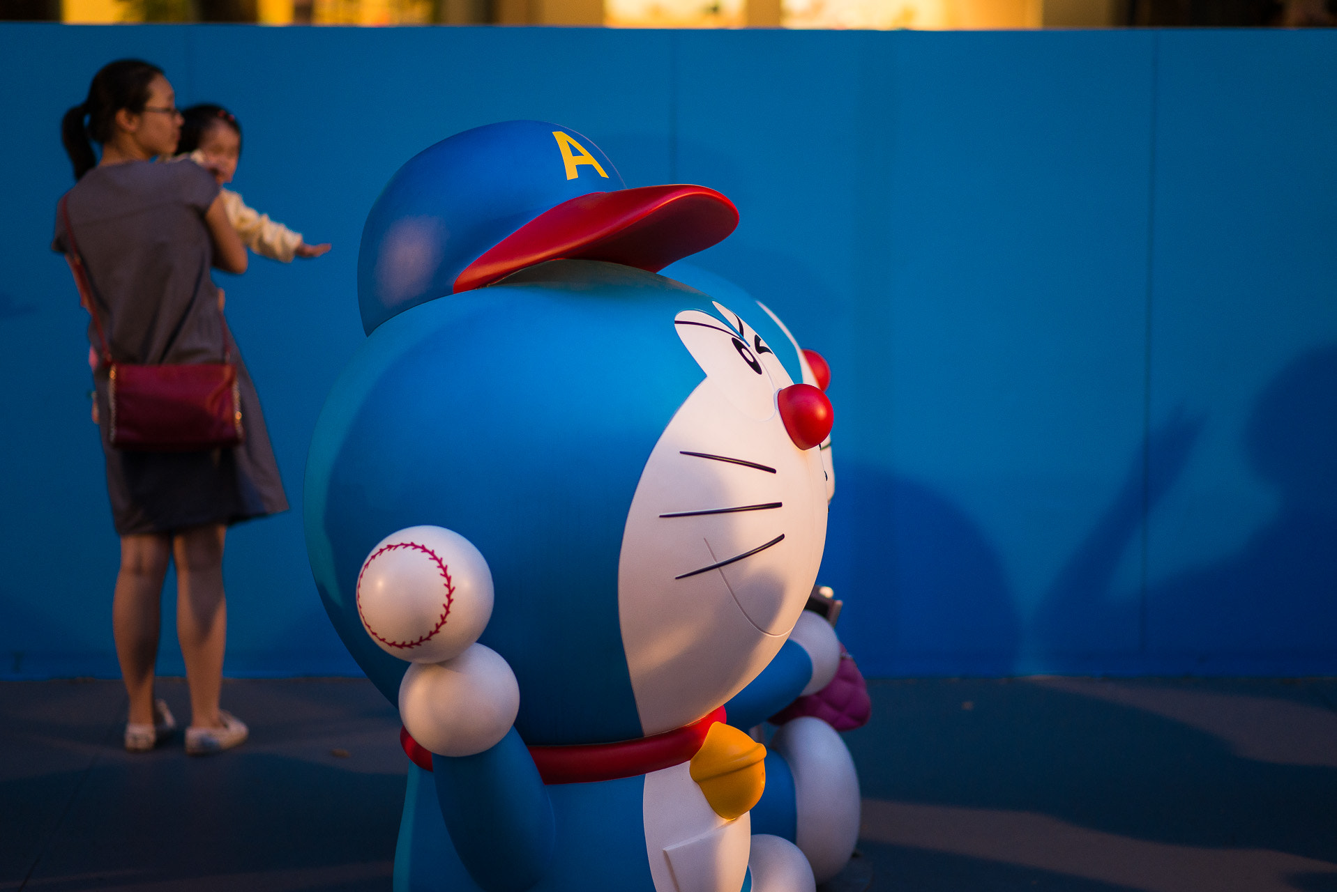 Photograph Doraemon by Kevin Dharmawan on 500px