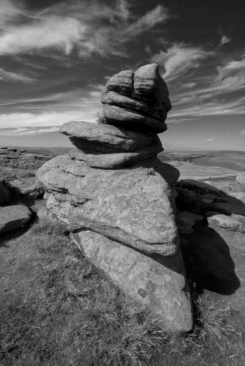 Photograph Owler Tor by Richard Hawley on 500px