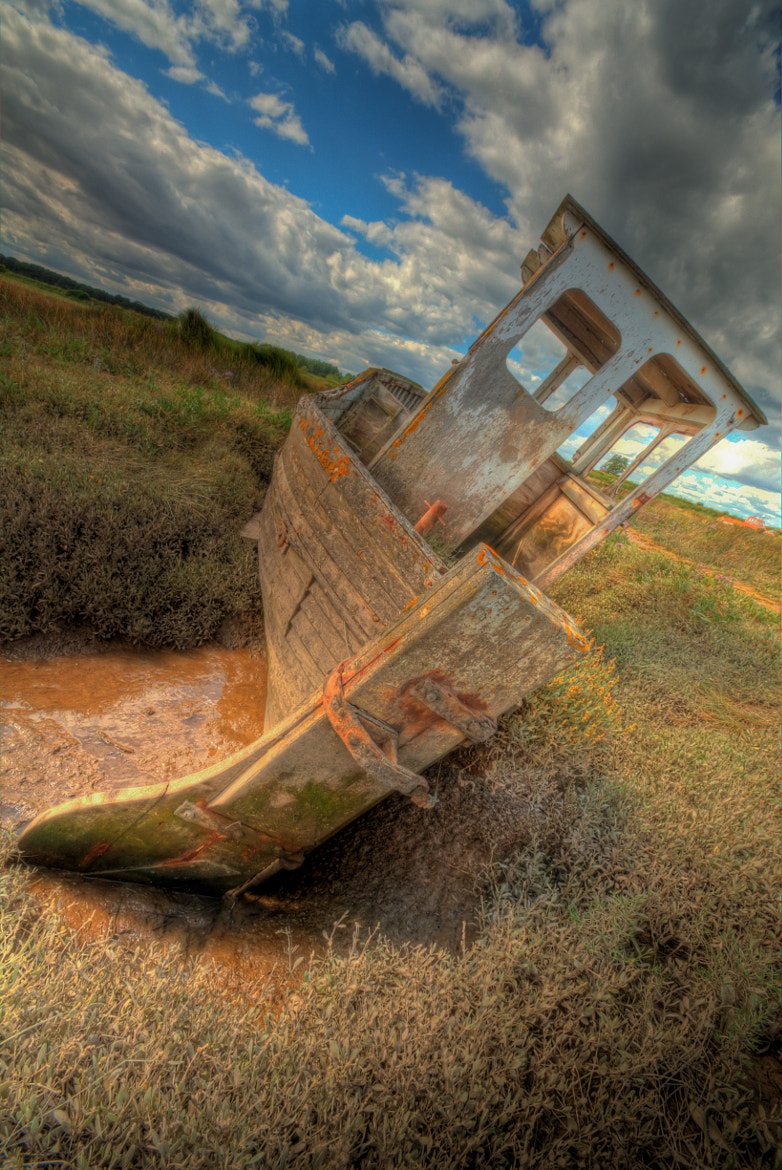 Photograph Wreck by Richard Hawley on 500px