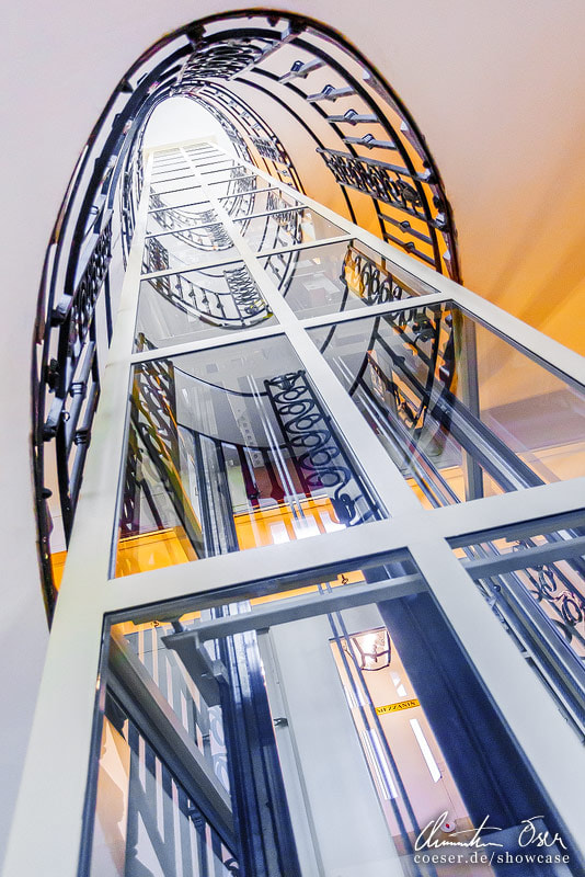 Photograph Vienna Staircase 1 by Christian Öser on 500px