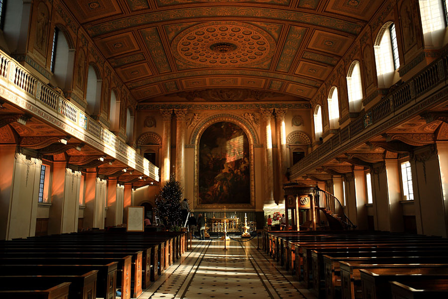 Royal Naval College Chapel