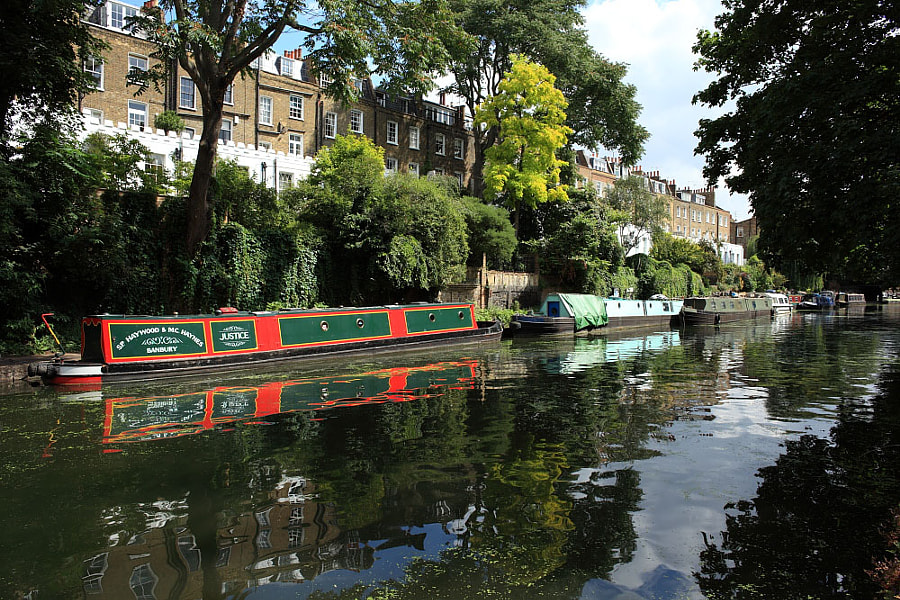 Regents Canal - Islington