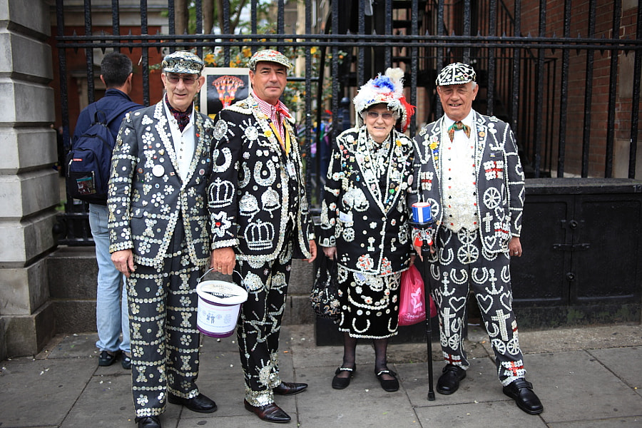 Pearly Kings & Queen