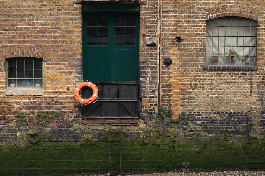 Old Limehouse Warehouses