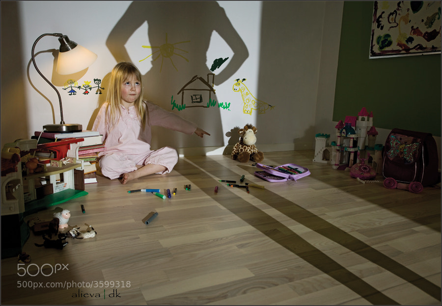 Photograph Bedtime by Katja Alieva on 500px
