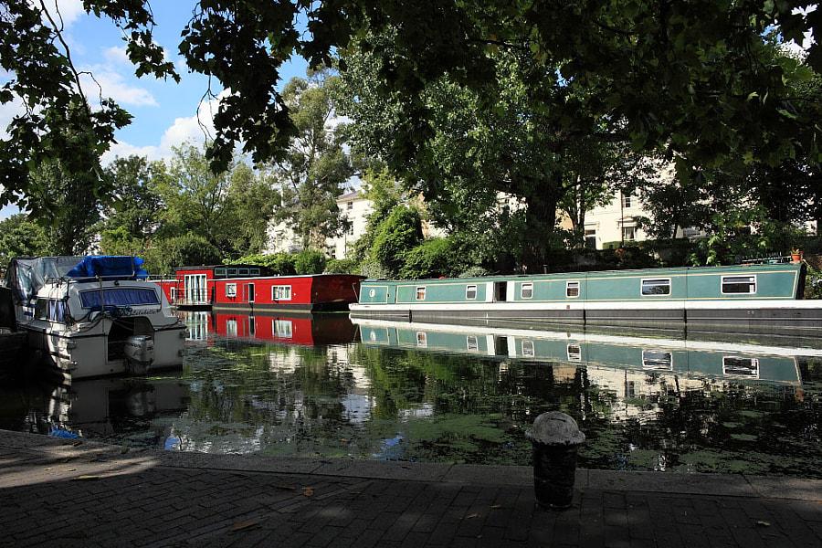 Little Venice, Regents Canal