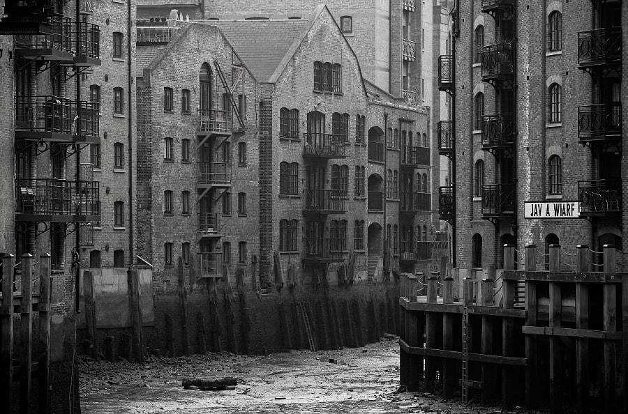Jav A Wharf, London