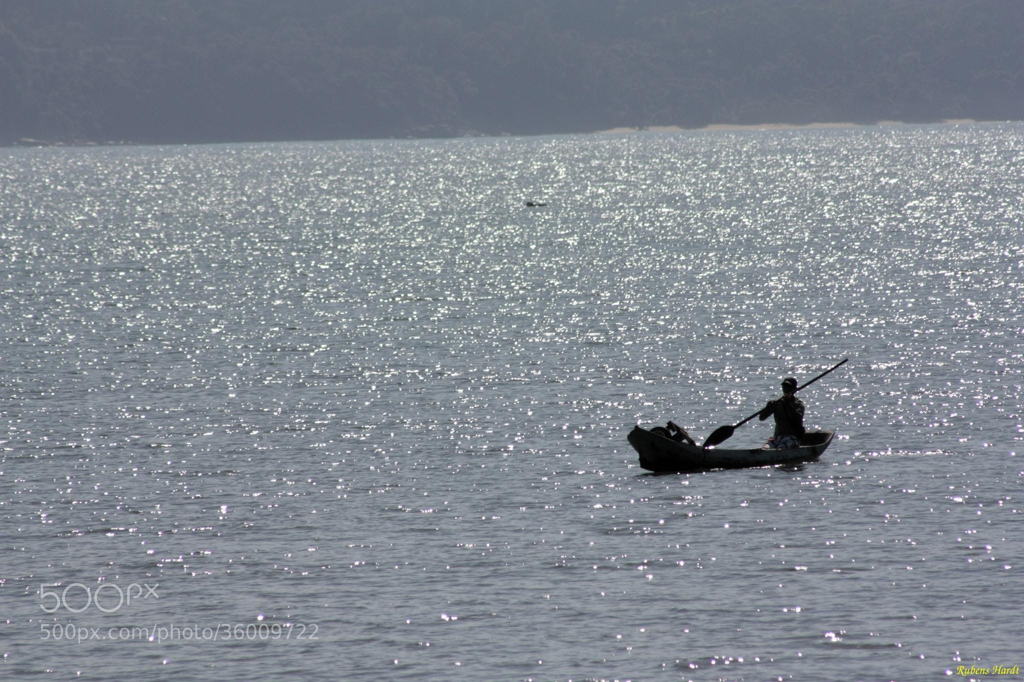Photograph Boatman by Rubens Hardt on 500px