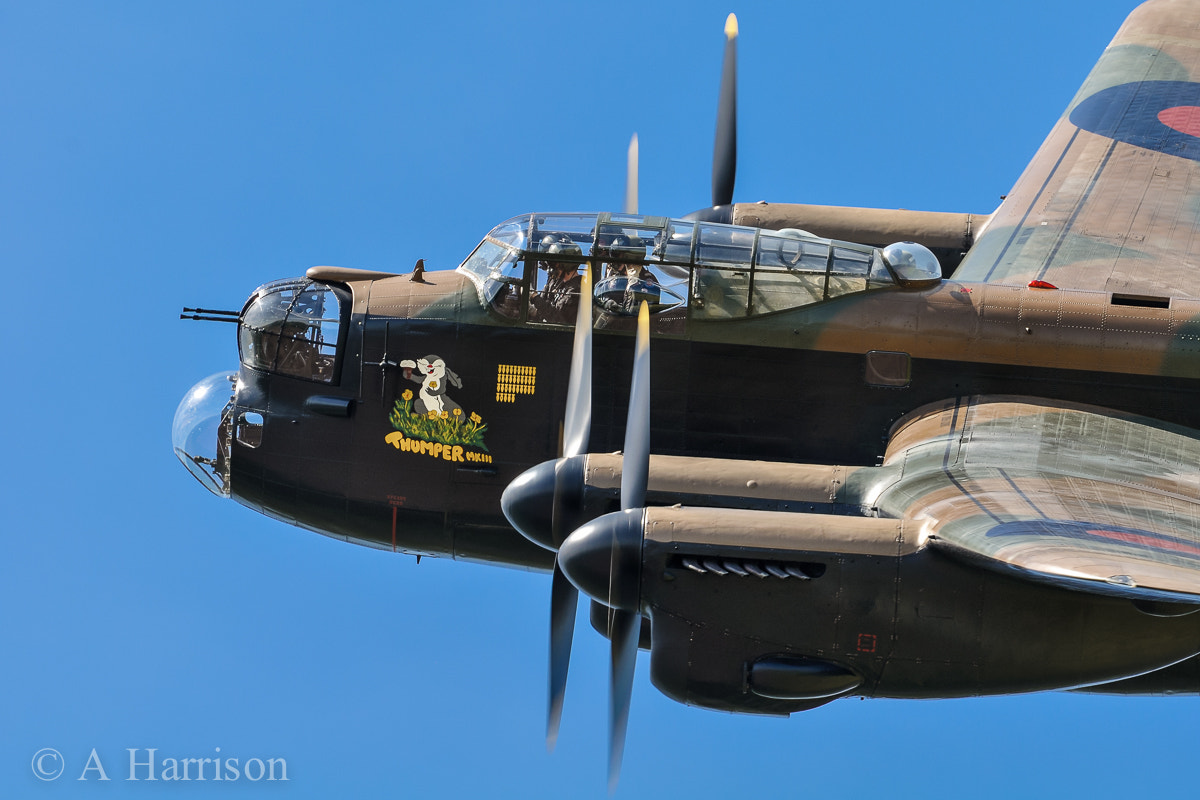 Photograph Lancaster PA474 by Adrian Harrison on 500px
