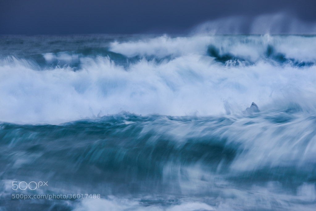 Photograph Facing the sea by Sabin Merino on 500px