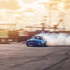 ������, ������: Blue Chrome Smoke Machine