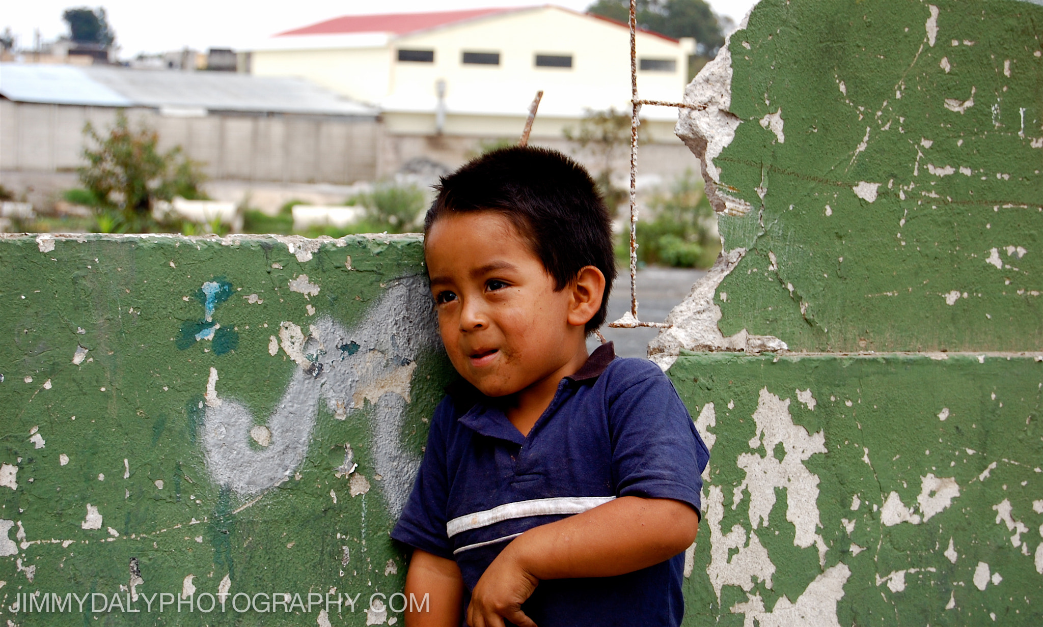 Photograph Child in the Guatemala City Dump by Jimmy Daly on 500px
