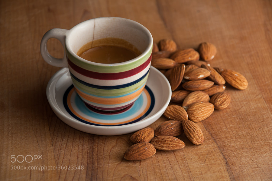 Photograph Espresso and Almonds by Jeff Carlson on 500px