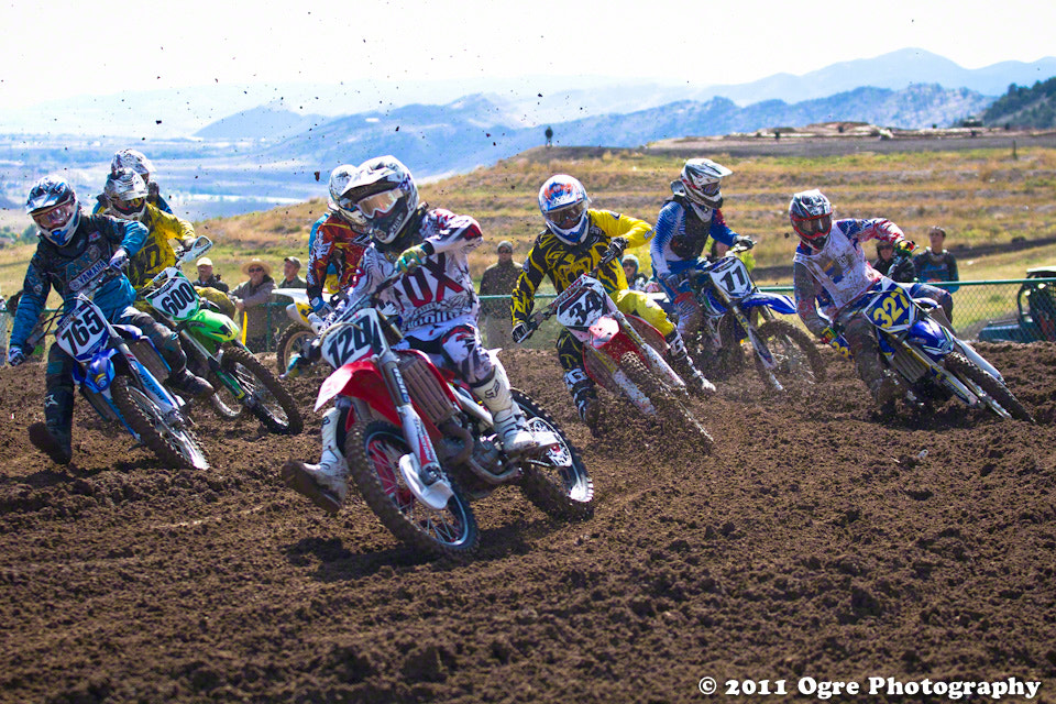 Photograph Vurb Moto Classic at Thunder Valley by Michelle Hedstrom on 500px
