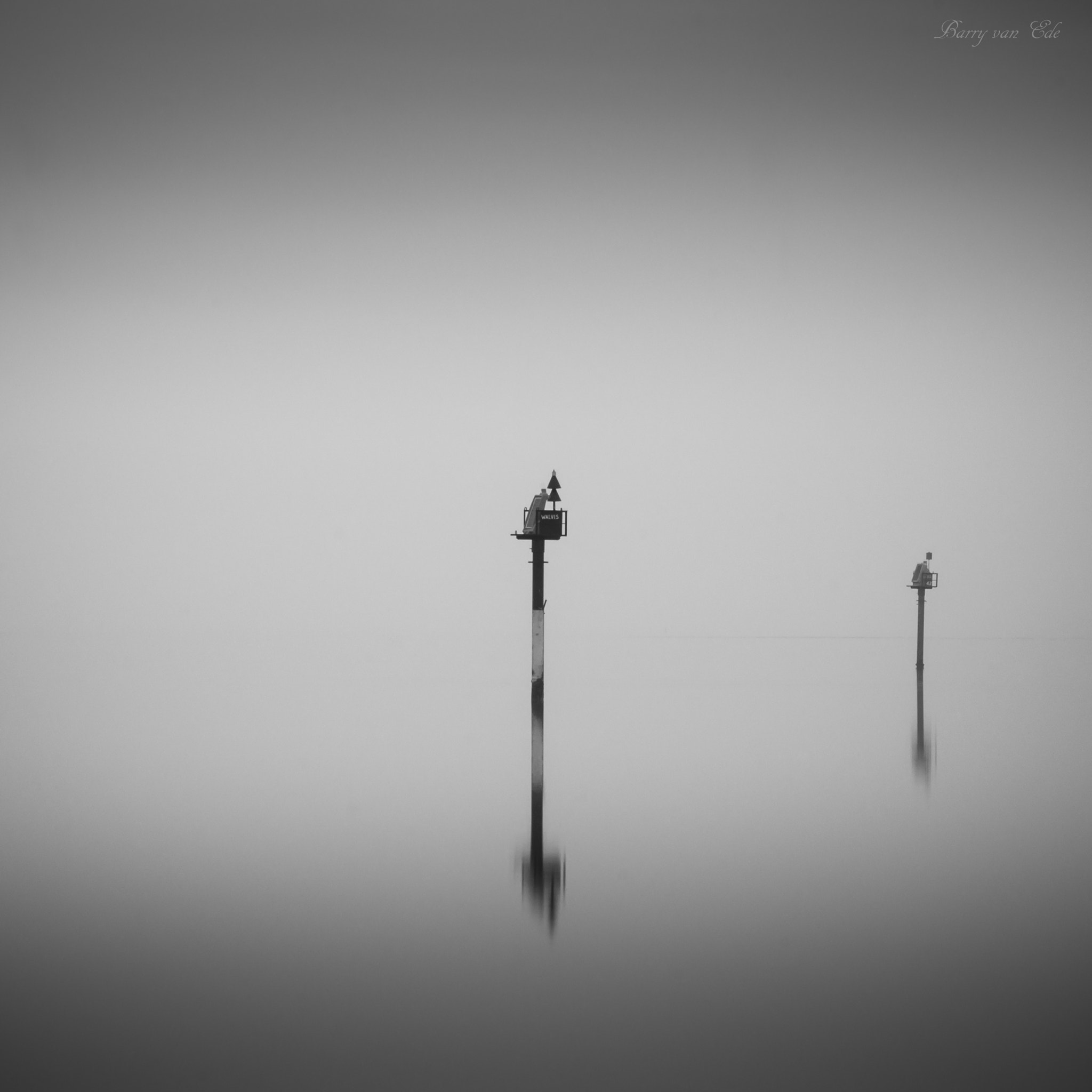 Photograph Silence by Barry van Ede on 500px