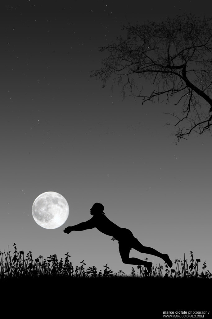 Photograph Volleymoon - Follow me! :) by Marco Ciofalo Digispace on 500px