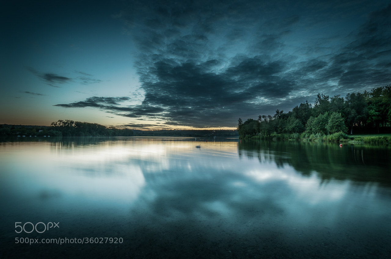 Photograph Lake near Paris by Ramy Antoun on 500px