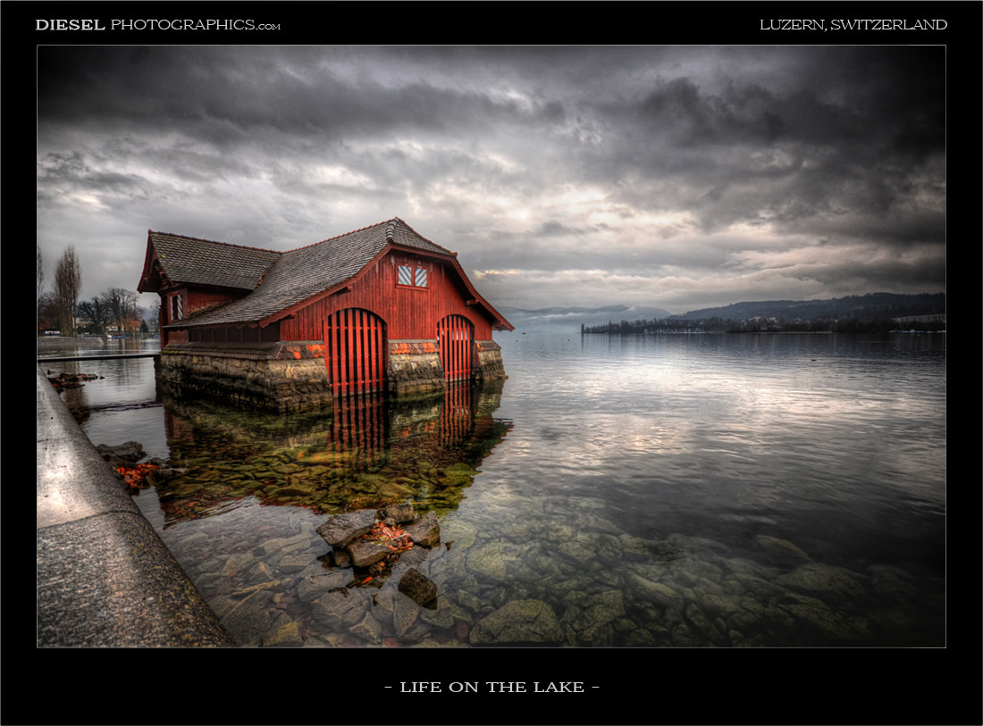 Photograph Life on the Lake by Luke Griffin on 500px