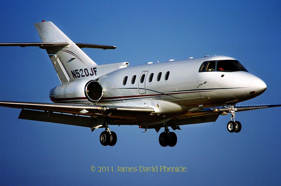 Aircraft Series:  Hawker 800XP
