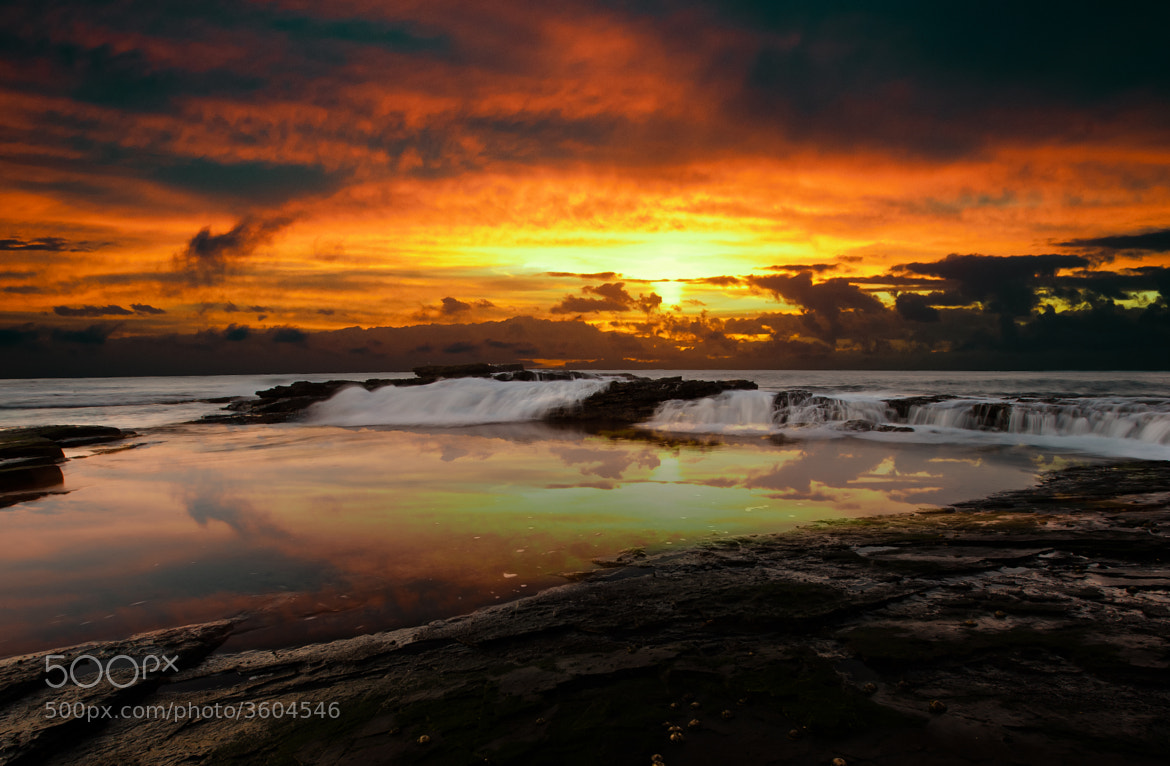 Photograph Reef Dawn by Jimmy - on 500px