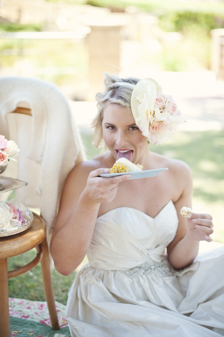 Photograph Let her eat cake by Shannon Gillespie on 500px