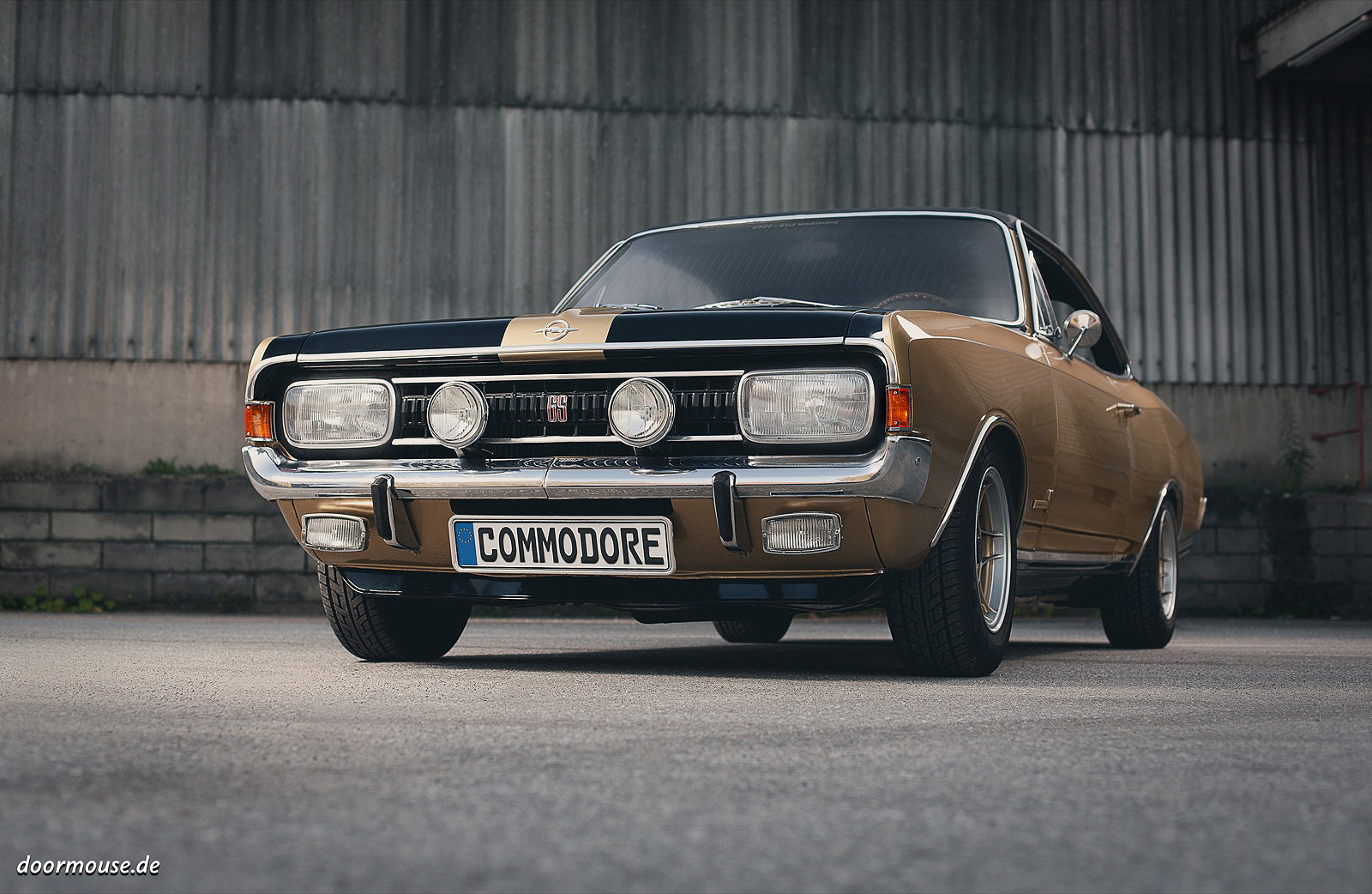 Photograph Opel Commodore GS 01 by Mario Madl on 500px