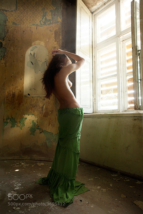 Model: Eugena Summer 2011