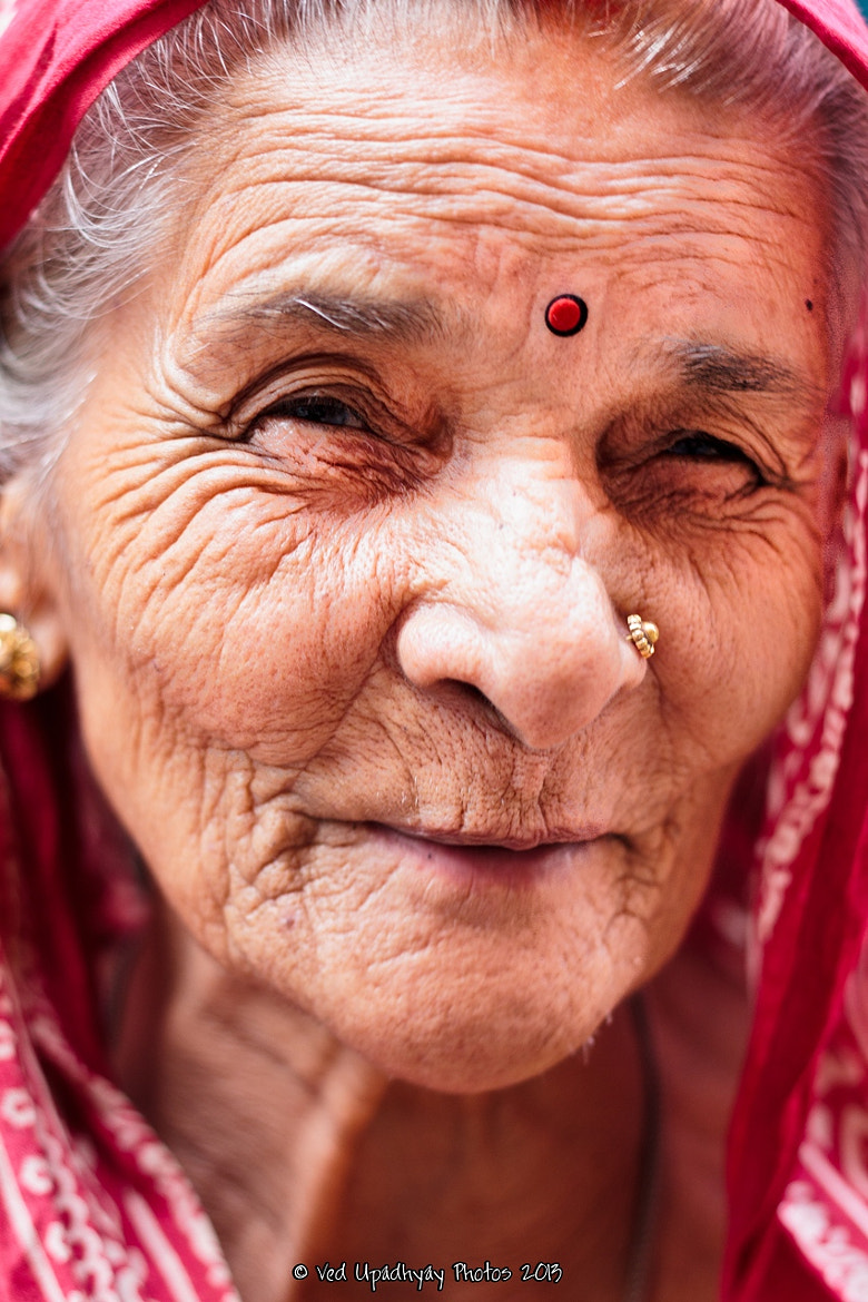 Photograph Smile by Ved Upadhyay on 500px