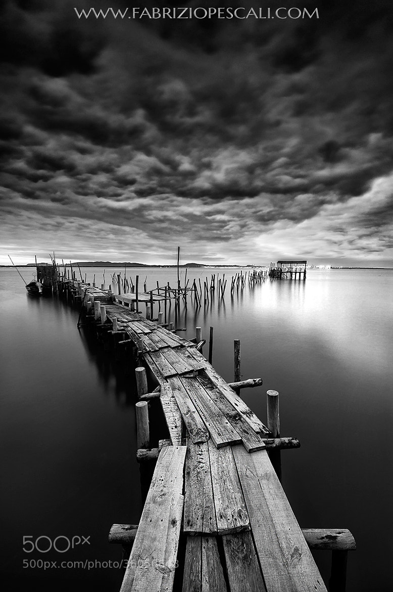 Photograph Pile-Dwelling Port in Carrasqueira. Alcácer do Sal, Portugal - www.fabriziopescali.com by Fabrizio Pescali on 500px