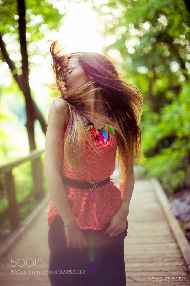Photograph Hair dance by Imantas Boiko on 500px