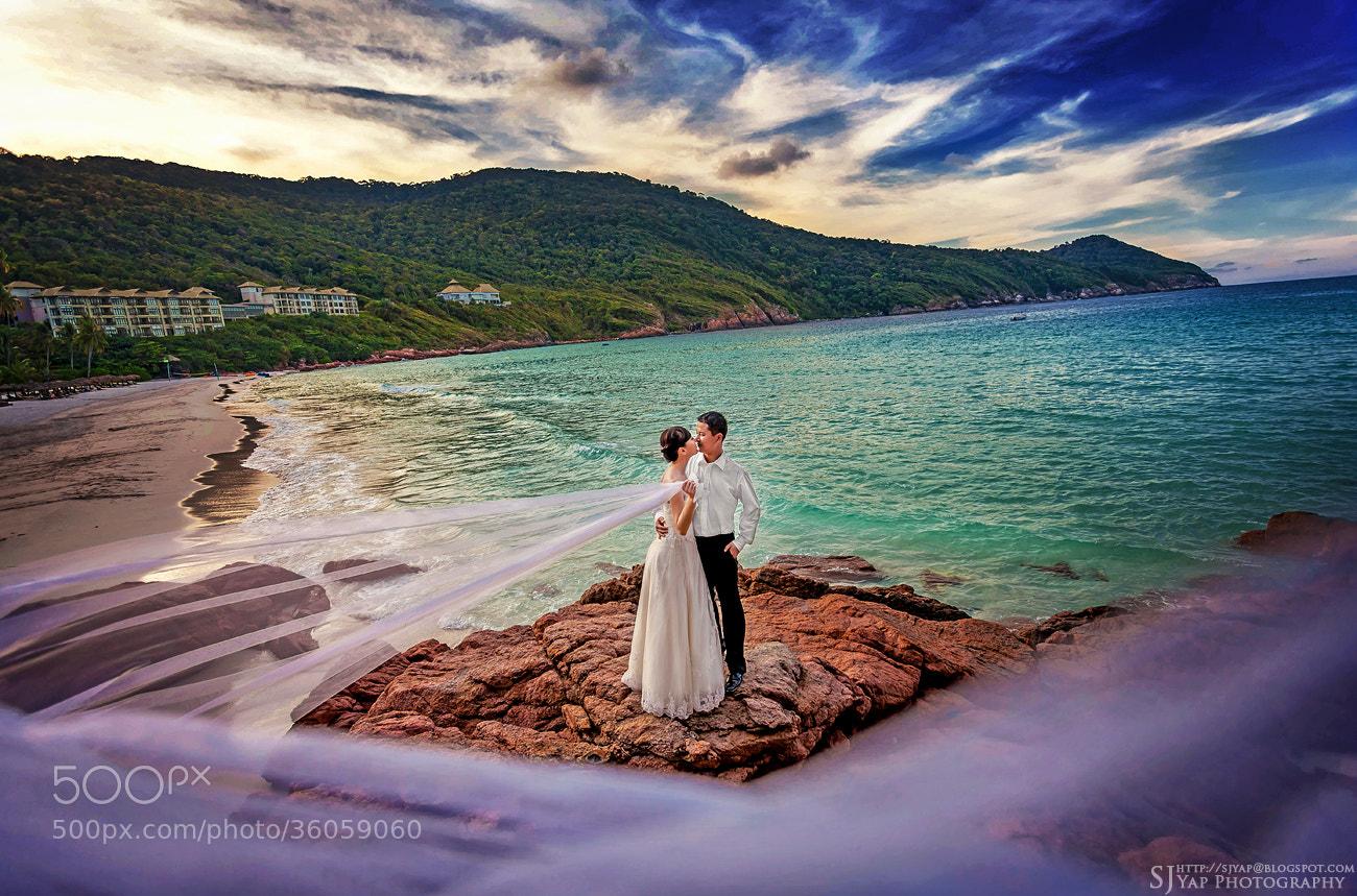 Photograph Redang romantic by SJ Yap on 500px