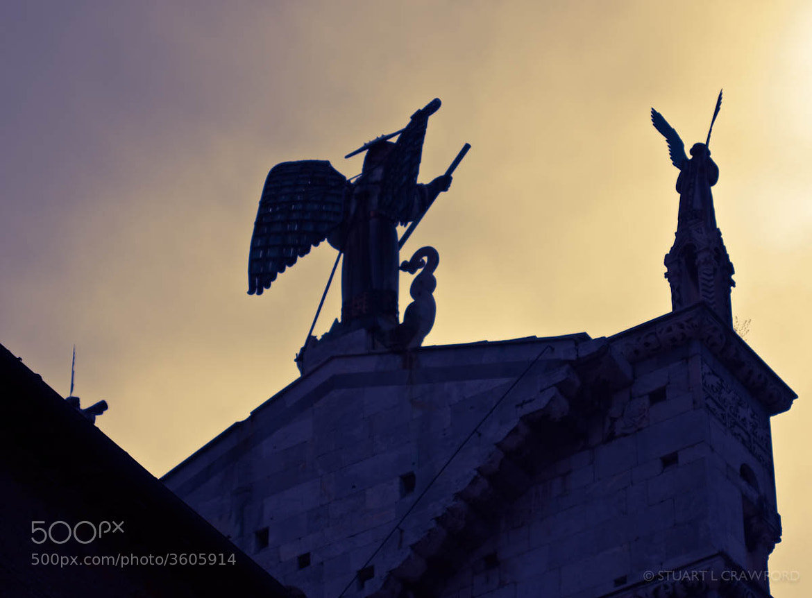 Photograph Lucca's Angels by Stuart Crawford on 500px