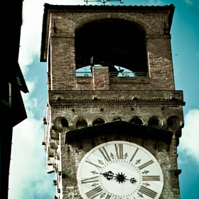 Clocktower by Stuart Crawford (StuartLCrawford)) on 500px.com
