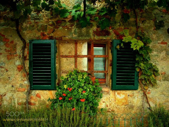 Photograph Finestra di sogno by Cintia Soto on 500px