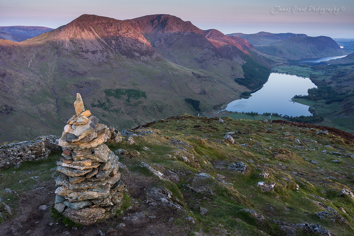 Photograph Fleetwith Pike by James Grant on 500px